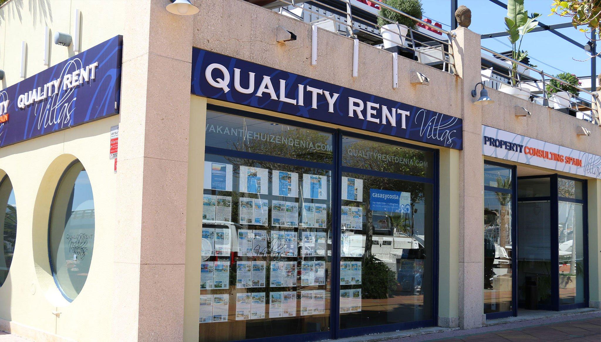 Façana Quality Rent a Vila