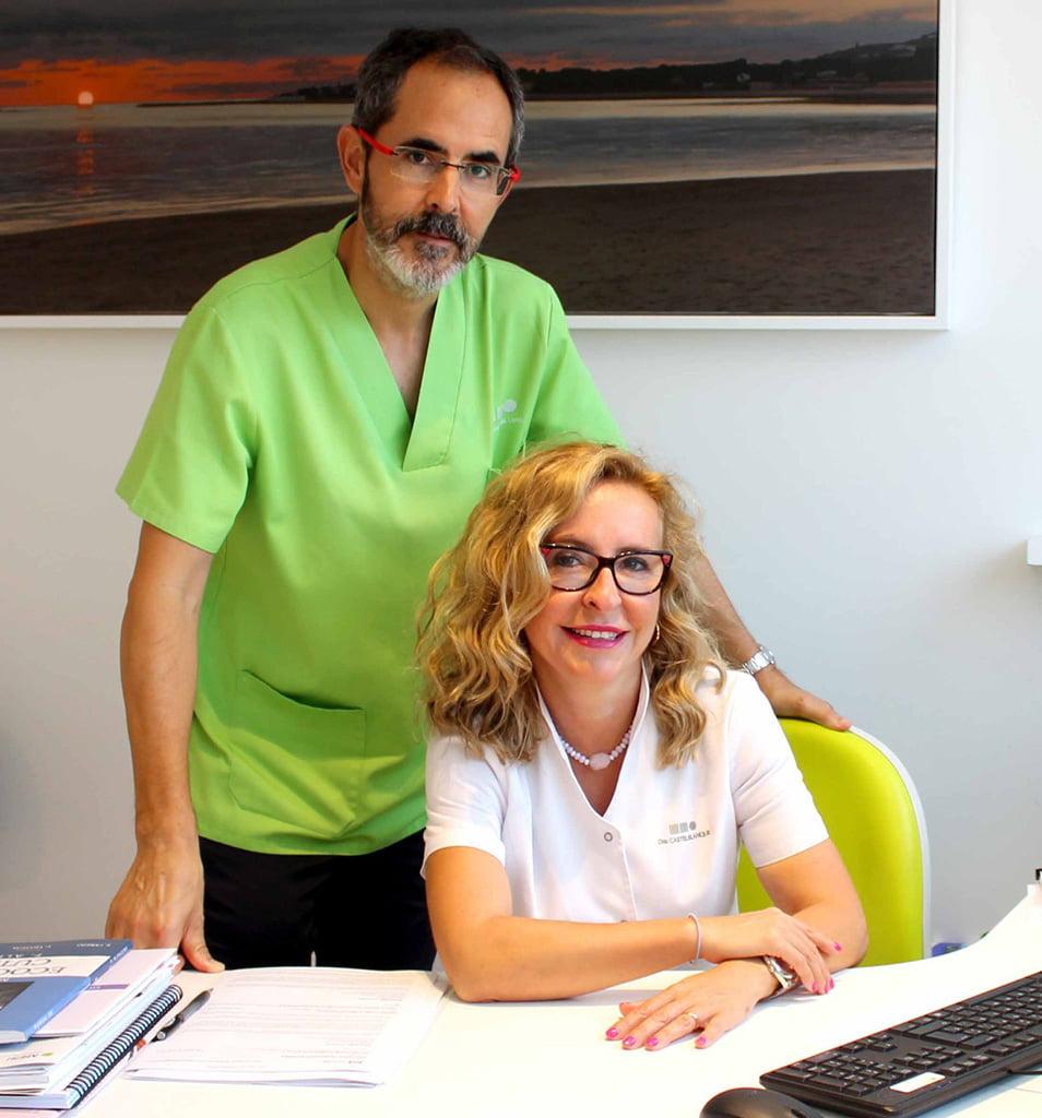Лаура и Пипо Эстетическая клиника Castelblanque