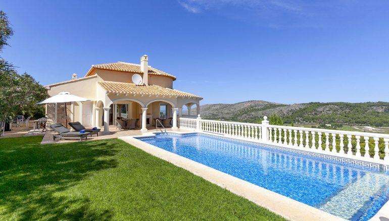 Villa con encanto - Quality Rent a Villa