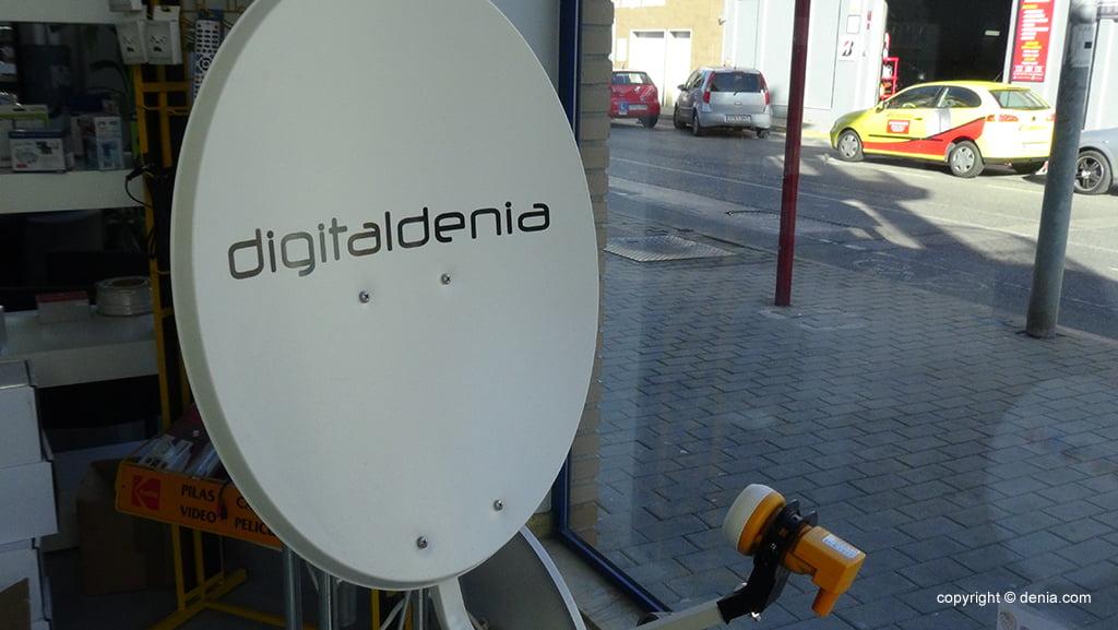 Antennes numériques Denia