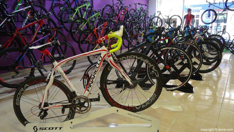 Bicicletas Desnivell