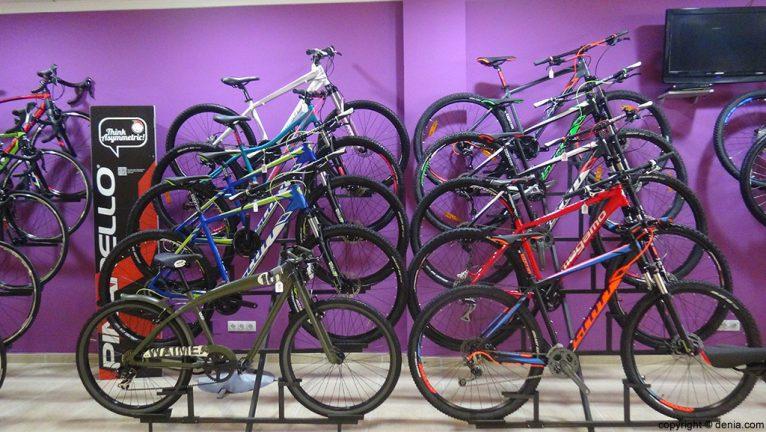 Bicicletes de muntanya