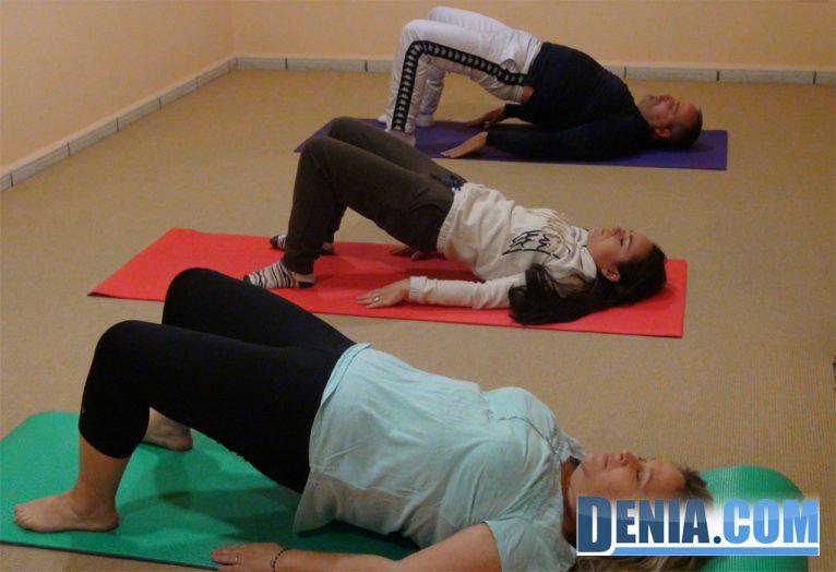 Clases de yoga en Dénia - Centro Orenda