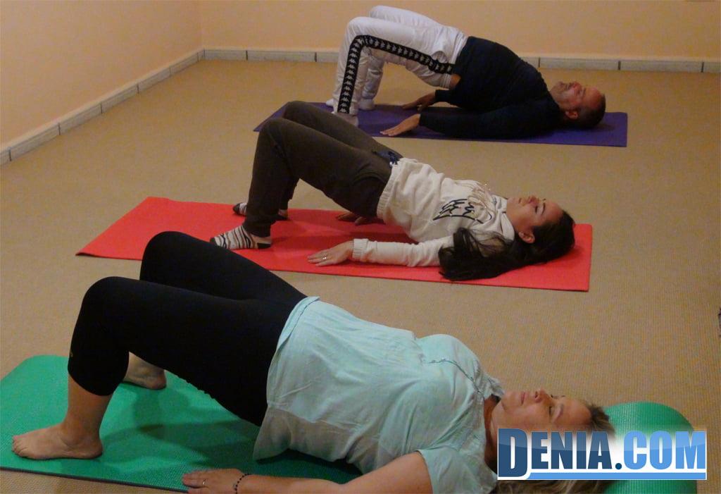 Clases de yoga en Dénia – Centro Orenda