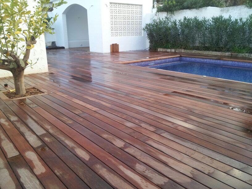 construccin de piscinas y acabados de jardn denipool dnia - Piscinas Jardin