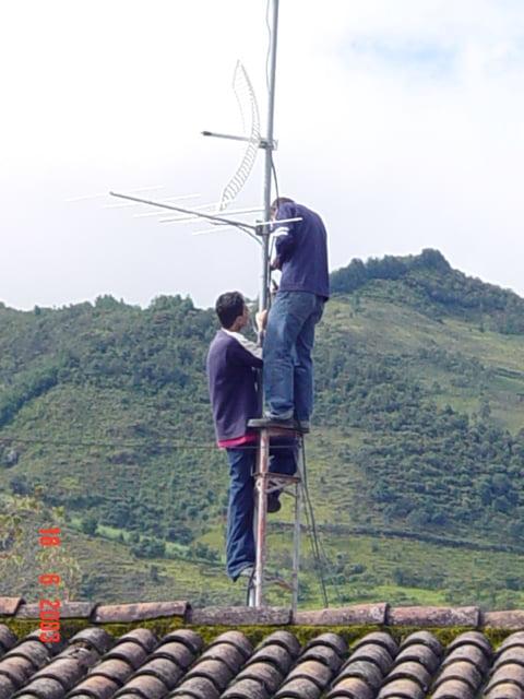 DIGITALDENI instal·ladors d'antenes i parabòliques