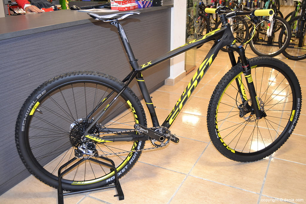 Desnivell - Bicicletes Scott