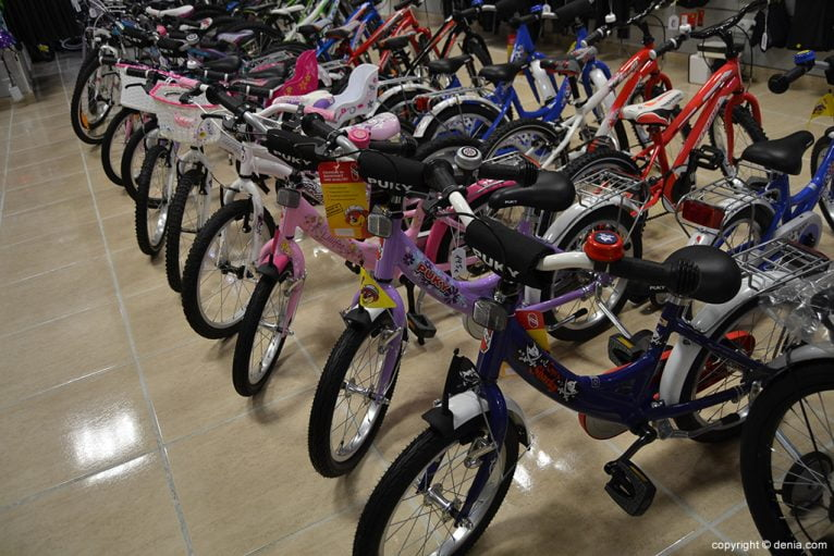 Desnivell - Bicicletas infantiles