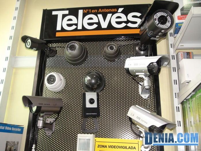 Digitaldenia, instal·lació de càmeres de videovigilància i videoporters