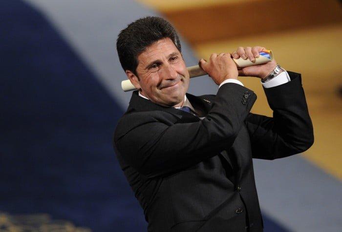 Un galardón más para el golfista José María Olazabal