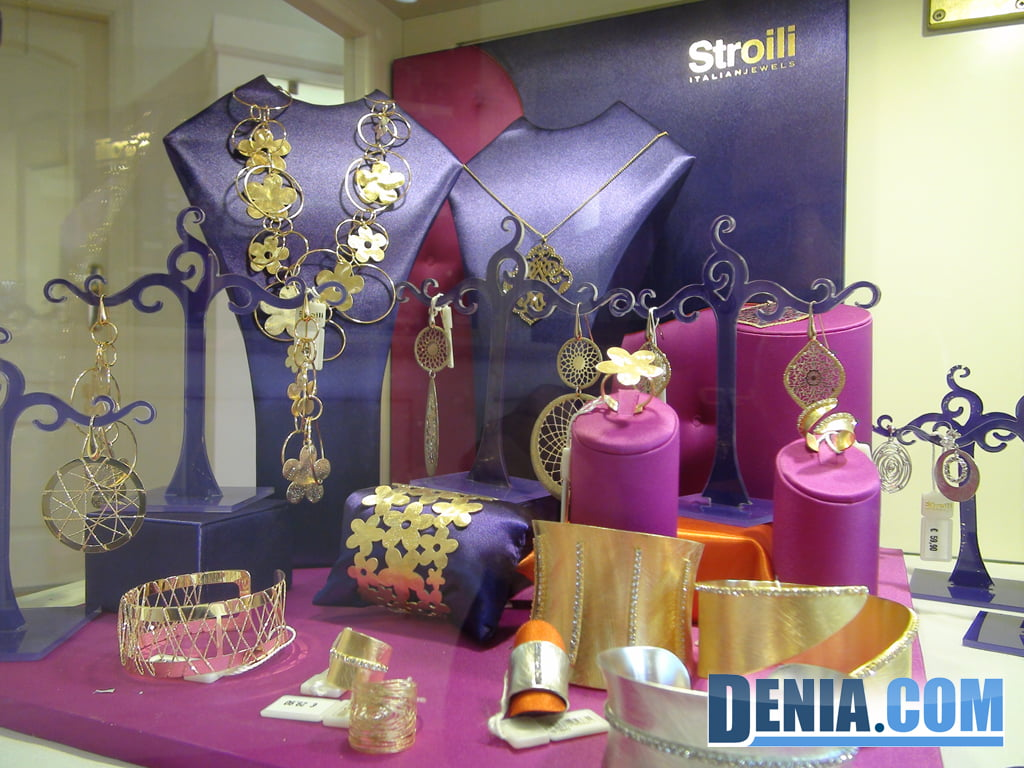 Stroili jewelry in Dénia - La Joia