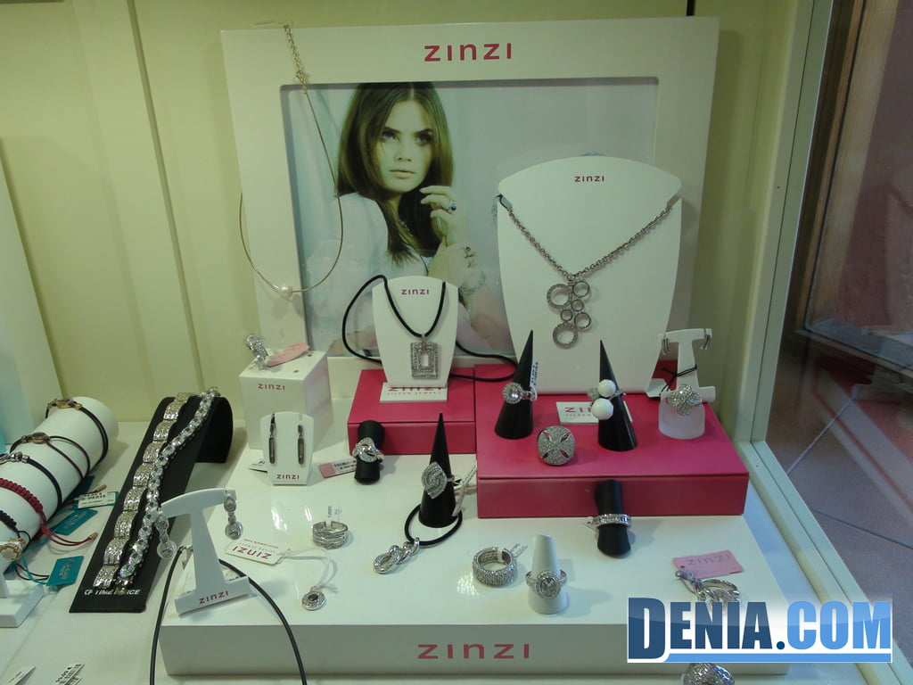 Jewelery Zinzi Dénia - La Joia