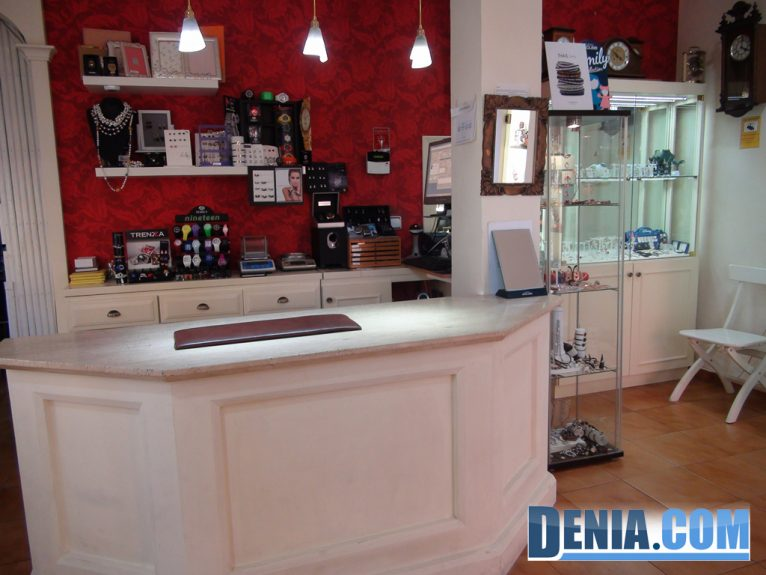 Jewelry in Dénia - La Joia