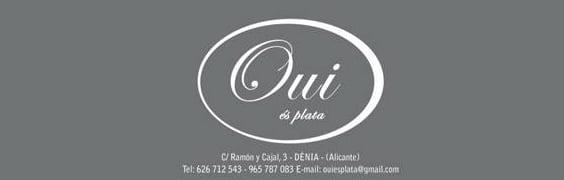 Oui is silver