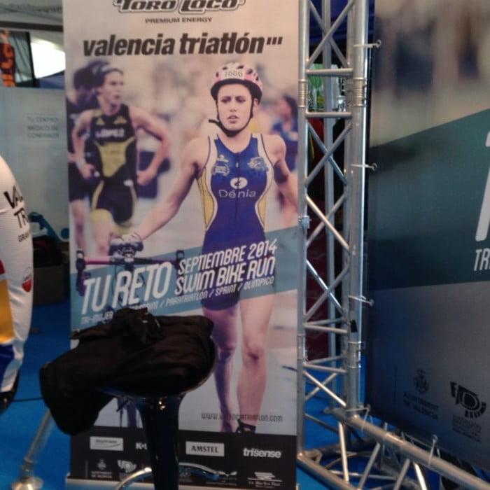 Andrea Fernández Valencia Triathlon image 2014