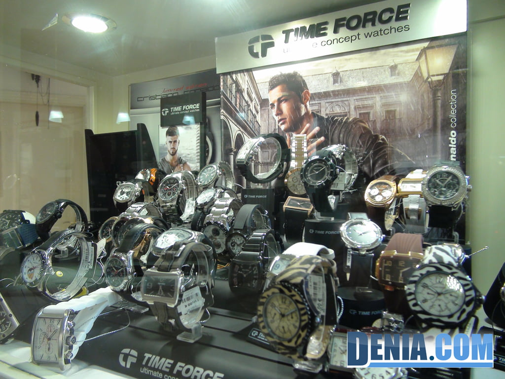 Time Force watches in Dénia - La Joia
