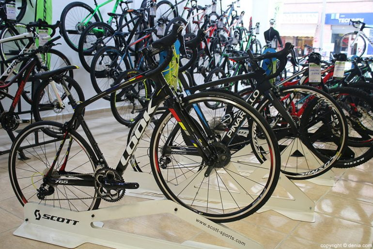 Bicicleta Look Cicles Desnivell