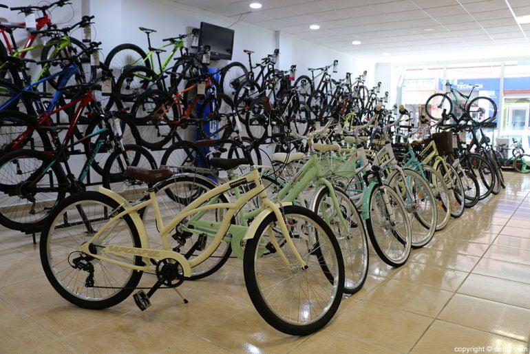 Bicicletas de paseo Cicles Desnivell