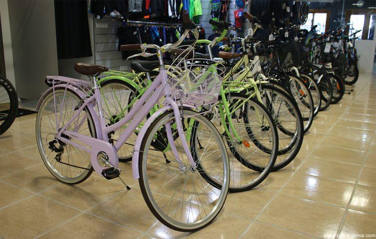 Bicicletes de passeig Cicles Desnivell