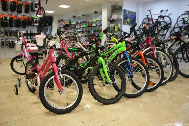 Bicicletas infantiles Cicles Desnivell