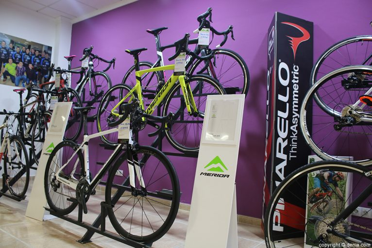 Bicicletas Merida Cicles Desnivell