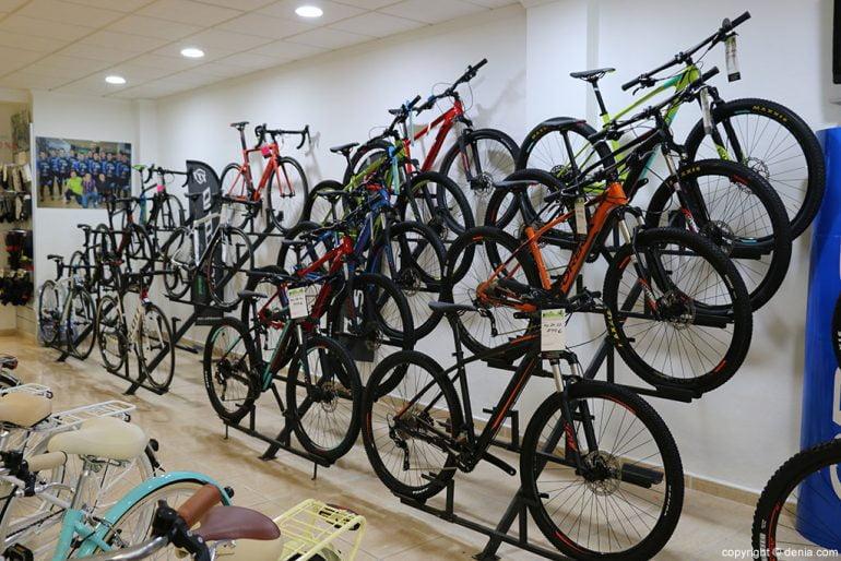 Bicicletes muntanya i carretera Cicles Desnivell