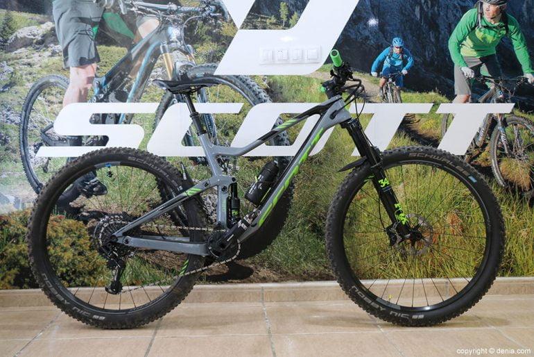 Cicles Desnivell bicicleta Scott