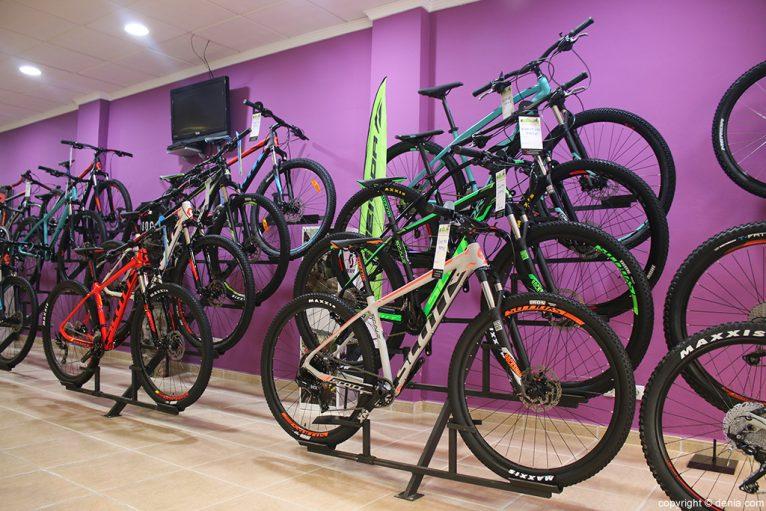 Nuevas bicicletas Cicles Desnivell