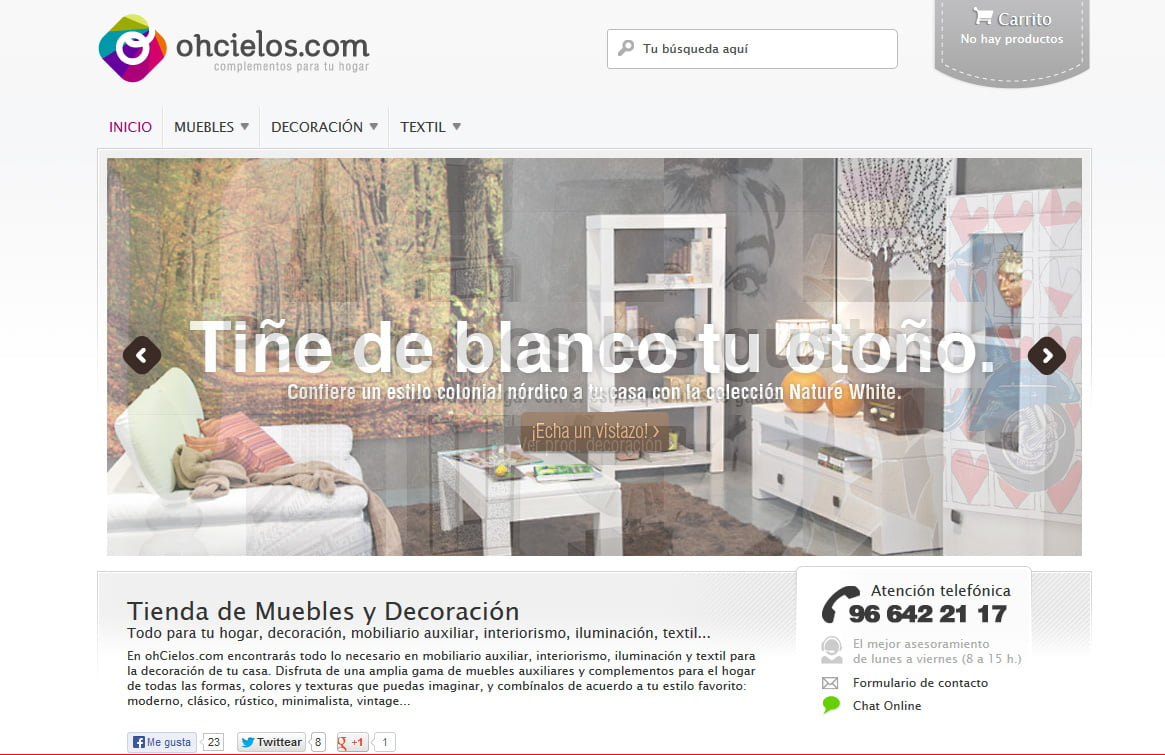 Tienda de muebles castellon stunning elegant muebles - Tienda de muebles en castellon ...