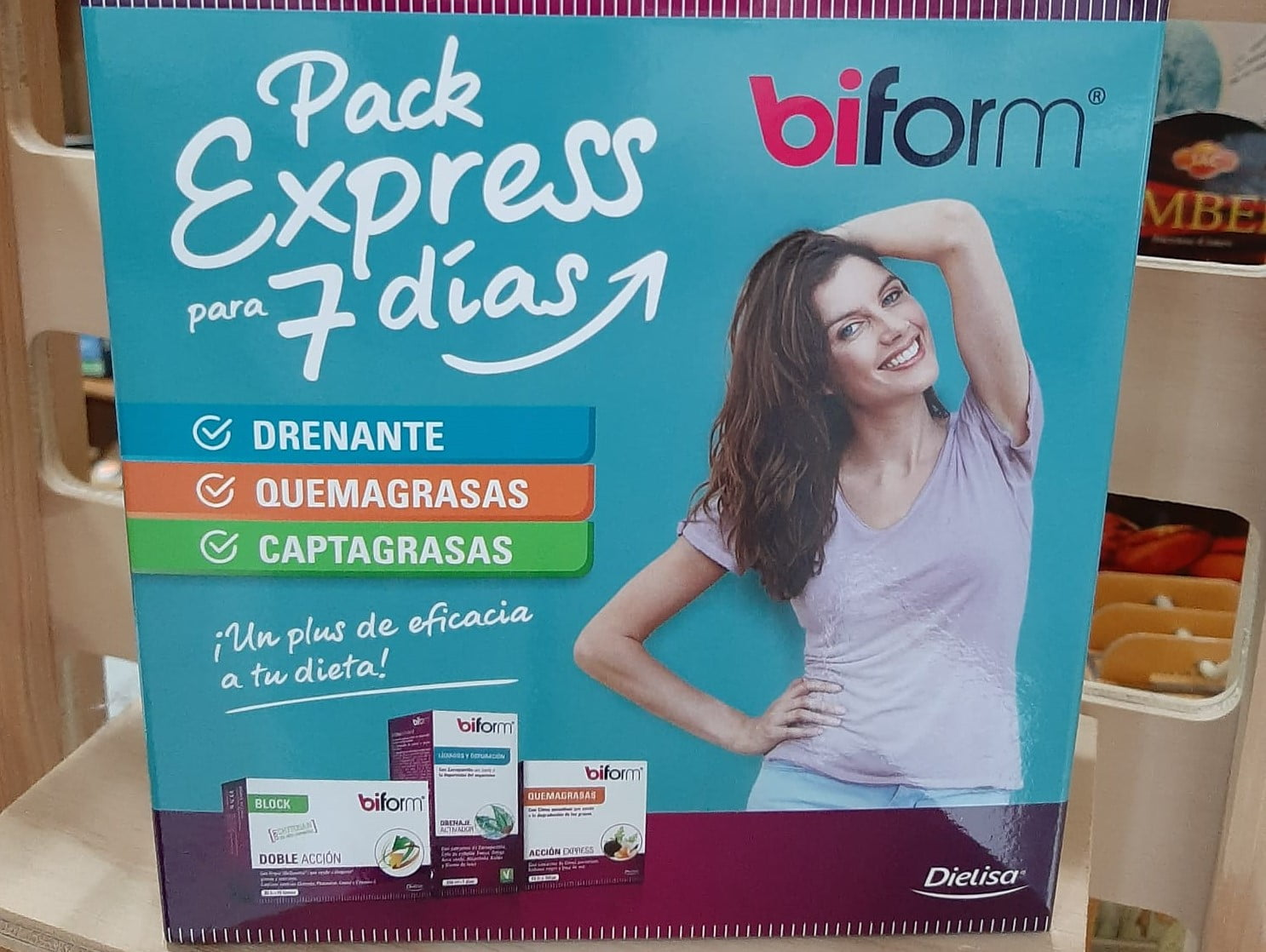 Pack dieta 7 dias express