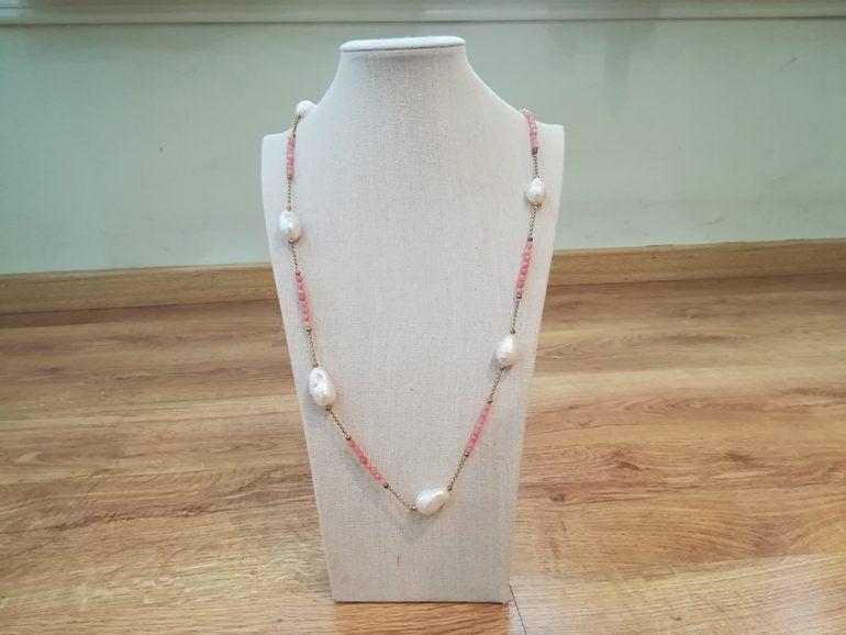 Raffle necklace La Joia