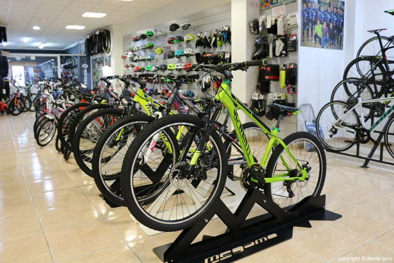 Varietat bicicletes Cicles Desnivell