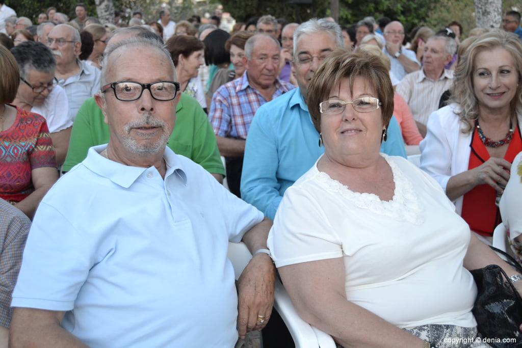 Público en el sainete de san Juan