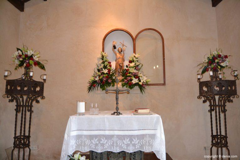 Altar de San juan