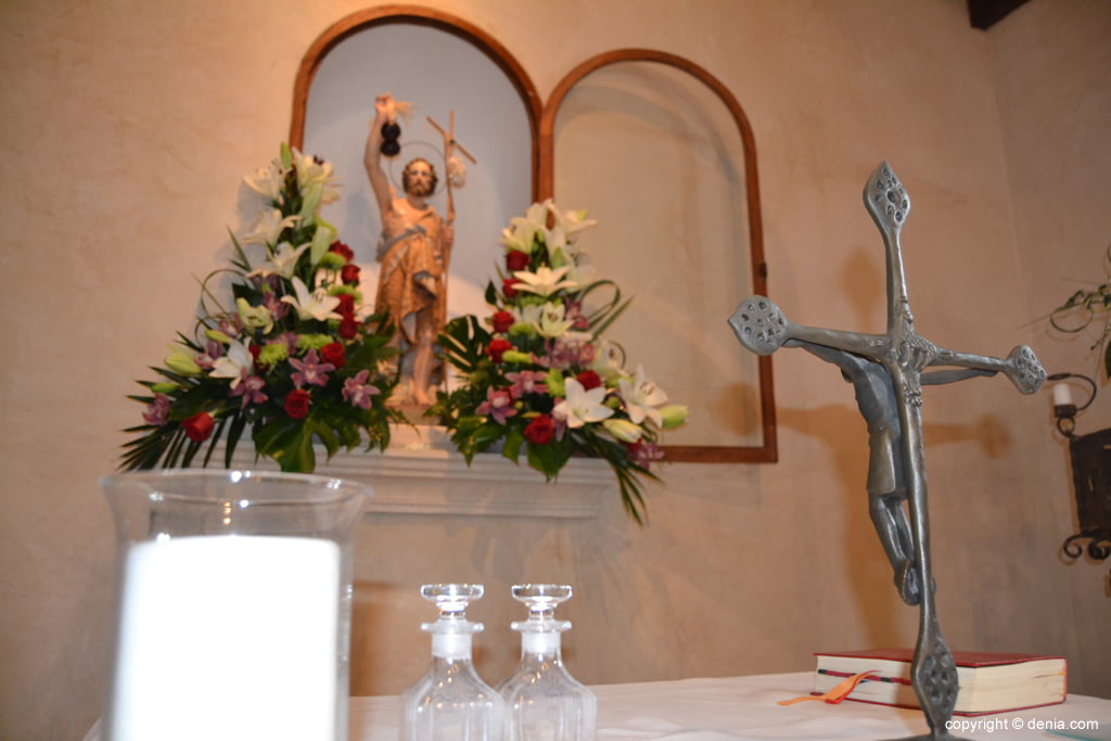 Altar de la Ermita de San Juan