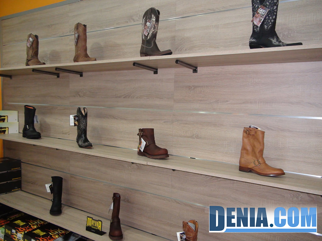 Botas moteras en Costa Blanca Moto Store