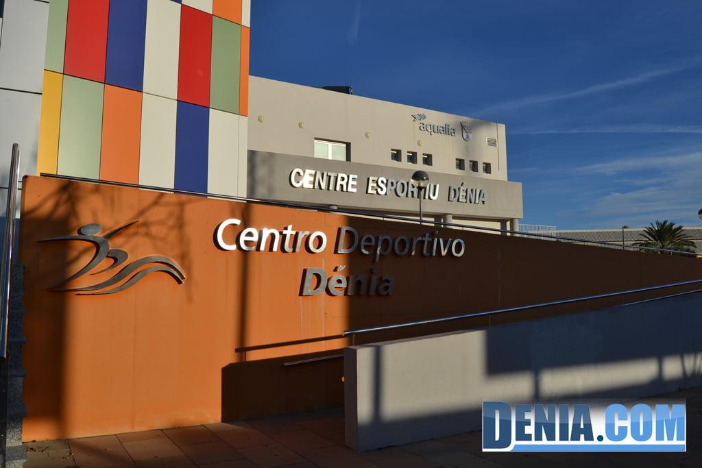 Centre Esportiu Dénia - Entrada