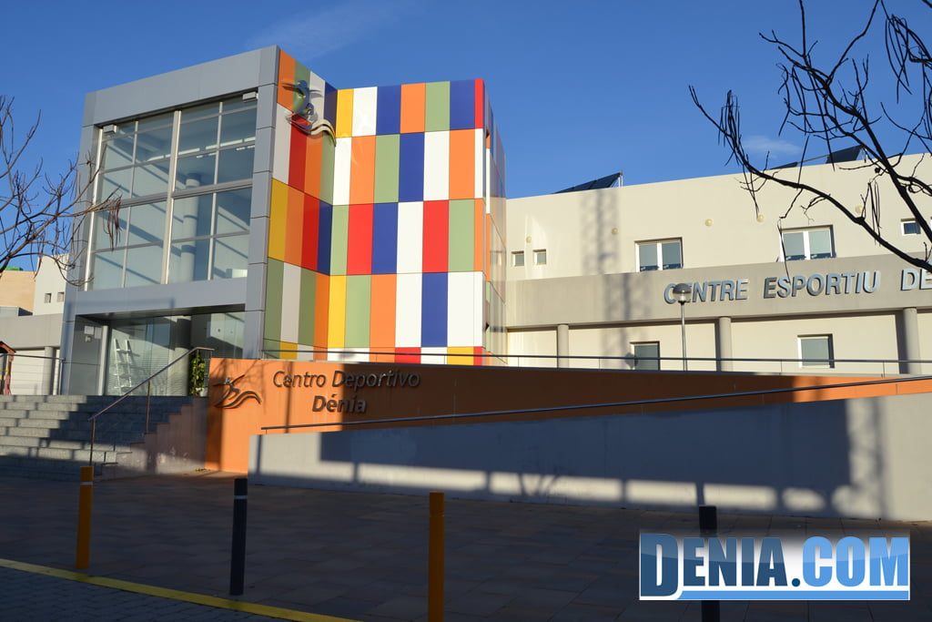 Centro deportivo d nia gimnasios en d nia d for Gimnasio denia