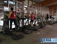 Centro Deportivo Dénia - Máquina de cardio