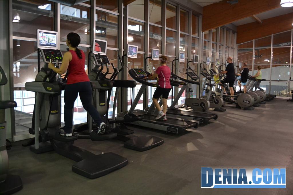 Centre Esportiu Dénia - Màquina de cardio