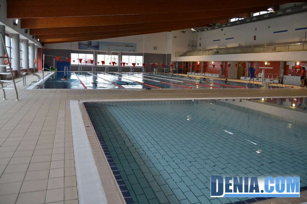 Centre Esportiu Dénia - Piscina