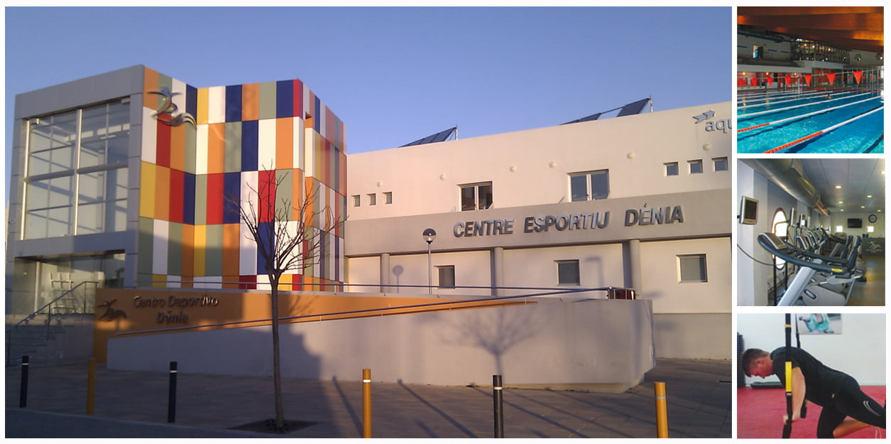 Centro deportivo Dénia Aqualia