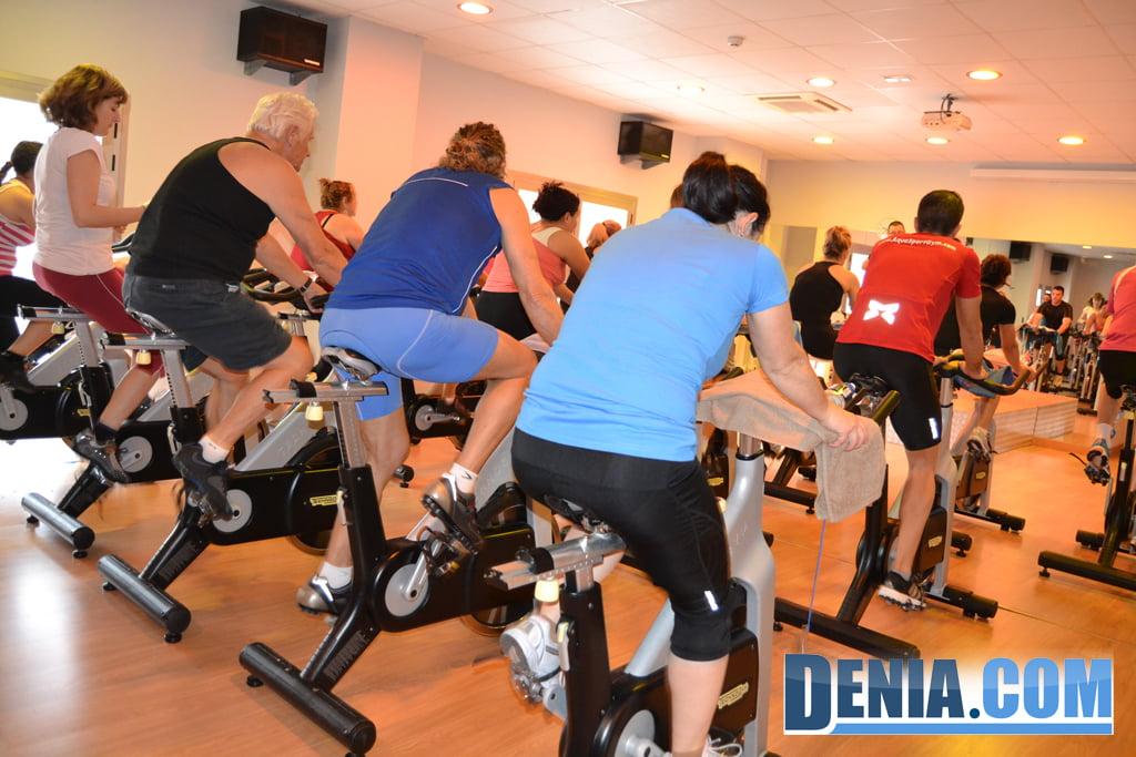 Centre esportiu Dénia - Classe d'Spinnin