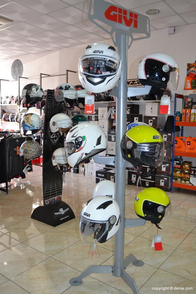 Costa Blanca Moto Store – Cascos Givi