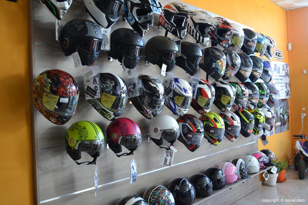 Costa Blanca Moto Store – Cascos Moto