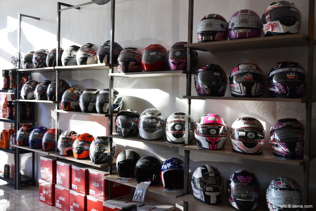 Costa Blanca Moto Store – Cascos