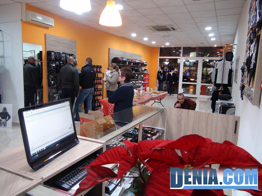 Costa Blanca Moto Store Dénia