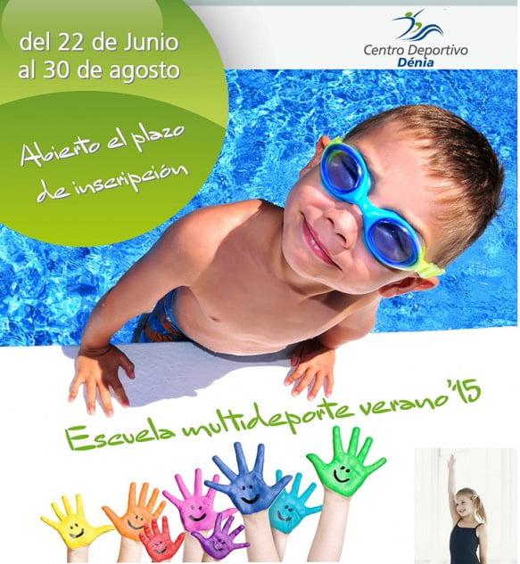 Escuela Multideporte Verano 2015