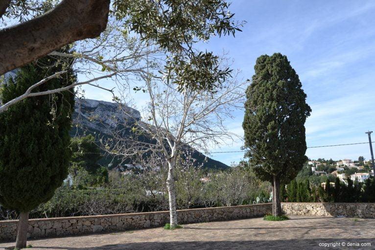 Explanada de la ermita de San Juan