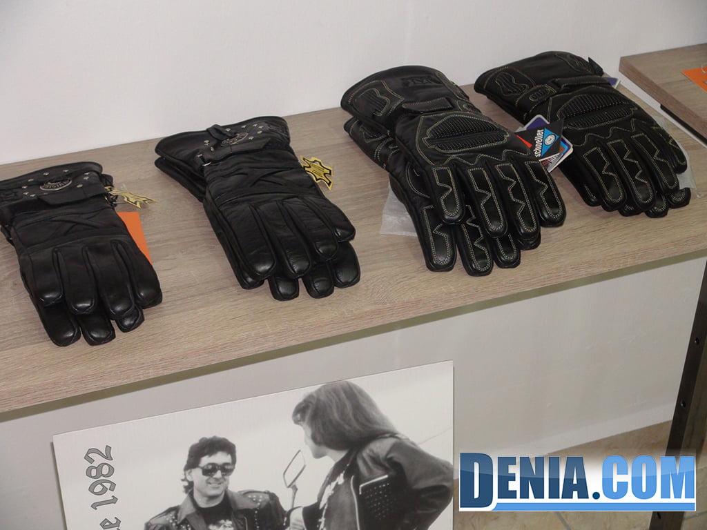 Guantes para motoristas en Costa Blanca Moto Store